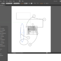 برنامج Hot Door CADtools 12.2.0 for Adobe Illustrator